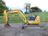 04 John Deere 50C Excavator (QEA 8335)
