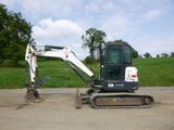 13 Bobcat E50 Excavator (QEA 8363)