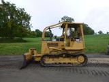 Caterpillar D3C LGP Dozer (QEA 8381)