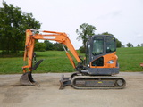 14 Doosan DX63-3 Excavator (QEA 8396)
