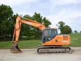 13 Doosan DX140LC Excavator (QEA 8398)