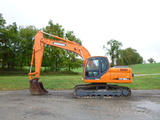 09 Doosan DX180 Excavator (QEA 8399)