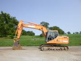 12 Doosan DX180 Excavator (QEA 8400)