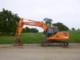 13 Doosan DX180 Excavator (QEA 8401)
