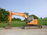 14 Doosan DX235 Excavator (QEA 8405)
