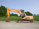 05 Daewoo S255LC-V Excavator (QEA 8406)