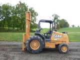 13 Case 586H Forklift (QEA 8501)