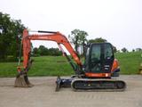 19 Kubota KX080-4S Excavator (QEA 8502)