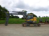 14 Volvo ECR235DL Excavator (QEA 8521)