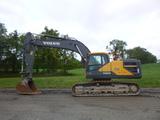 18 Volvo EC300EL Excavator (QEA 8522)