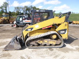 Caterpillar 259B Skid Loader (QEA 8540)