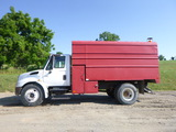 04 International 4300 Box Dump Truck ^Title^ (QEA 8550)