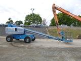 Genie S-60 Telescopic Forklift (QEA 8613)