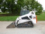 08 Bobcat T190 Skid Loader (QEA 8616)