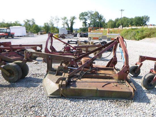 Brown 3pt Tree Cutter Rotary Mower (QEA 3178)