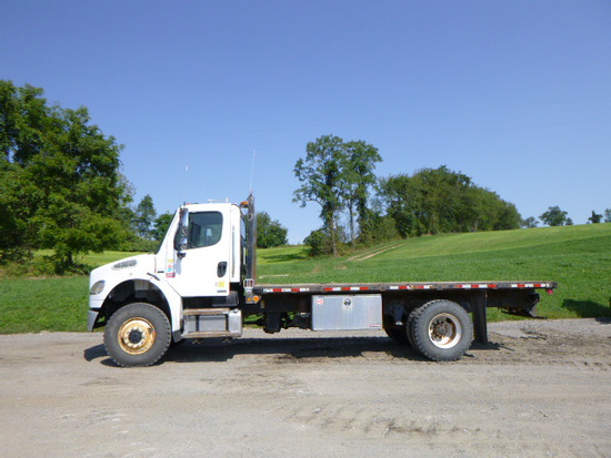 07 Freightliner M2106 Truck(6966) ^Title^ (QEA 3182)