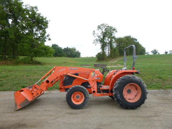 Kubota MX5100 Tractor (QEA 7666)