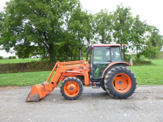 Kubota M6800SDC3 Tractor (QEA 7779)
