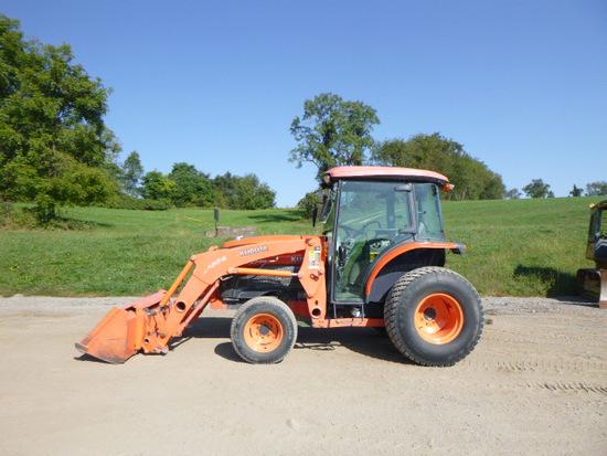 Kubota L5740 Tractor (QEA 8414)