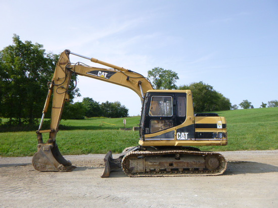 Caterpillar 311B Excavator (QEA 8487)