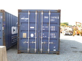 20ft. Container (QEA 3157)