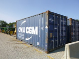 20ft. Container (QEA 3158)