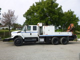 08 International 7400 Mechanic Truck ^Need Title^ (QEA 3294)