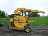 07 Vermeer Top Gun bale chopper (QEA 5452)
