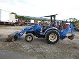 New Holland TC40A Tractor (QEA 8388)