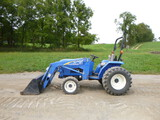 New Holland T1510 Tractor (QEA 8407)