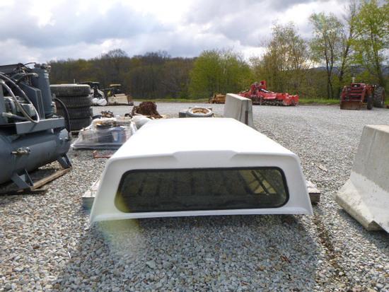 Truck Cap - fits 17 Dodge (QEA 2096)