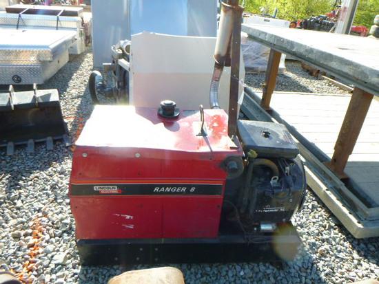 Ranger 8 Welder/Generator  (QEA 2189)