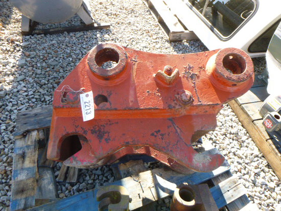 Hydraulic Quick Coupler (QEA 2213)