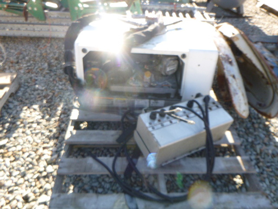 Hydraulic Pump/Generator (QEA 2215)