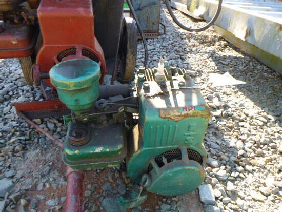 3HP Briggs & Stratton Motor (QEA 2272)