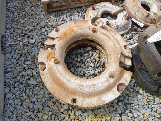 Tractor Wheel Weights (QEA 2040)