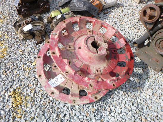 Set Tractor Rims (QEA 2175)