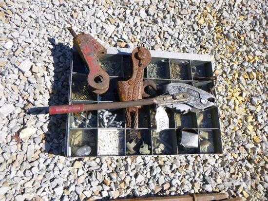 Misc. - Cable, Brackets & Screws (QEA 2359) (QEA 2359)
