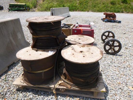 5 Spools 3/8in Cable (QEA 2428) (QEA 2428)
