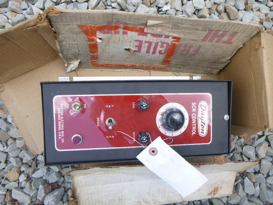 Dayton SCR Control (QEA 2442) (QEA 2442)