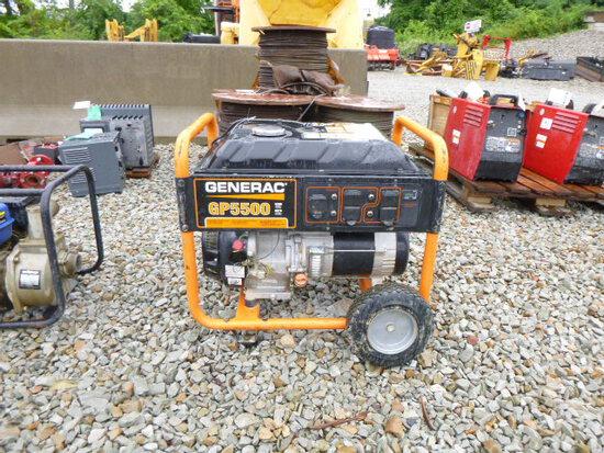 Generac GP5500 Generator (QEA 2473) (QEA 2473)