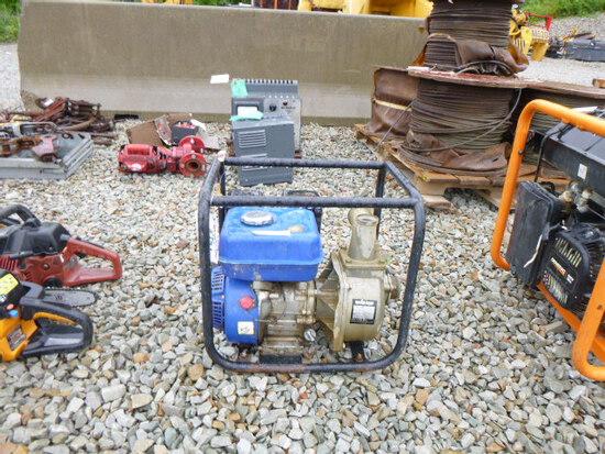 2in Gas Water Pump Model# WP20X (QEA 2474) (QEA 2474)