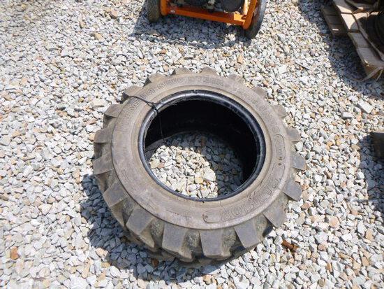 12 X 16 X 5 Skid Steer Tire Samson (QEA 2518) (QEA 2518)