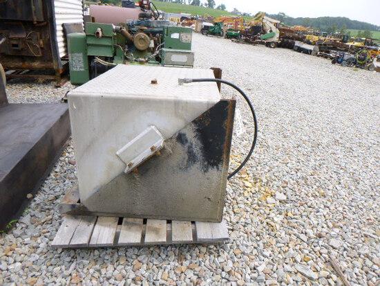 65 gal Alum Hyd Tank (QEA 2592) (QEA 2592)