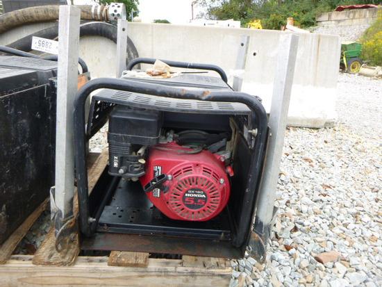 Baldor 3000w Generator - Honda Engine (QEA 2894)