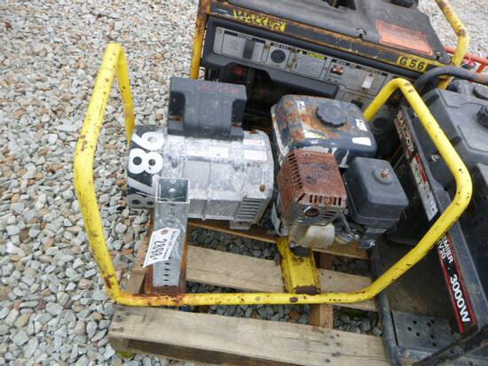 Wacker G25 Generator  (QEA 2898)