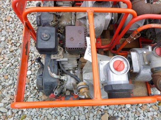 Honda Multi Quip Pump (QEA 2902)
