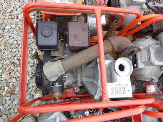 Honda Multi Quip Pump (QEA 2903)
