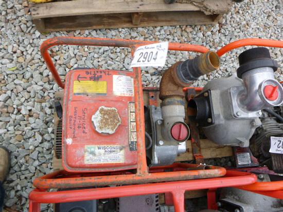 Wisconson/Robinson Multi Quip Pump (QEA 2904)