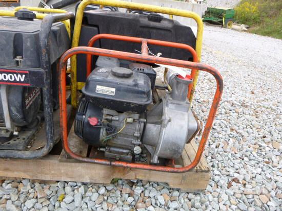 Honda Multi Quip Pump (QEA 2908)